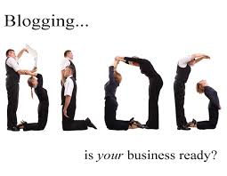 blogging to improve you business